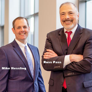 Mike Hessling, Chief Client Officer and Russ Pass, CIO & EVP of Product Development, Gallagher Bassett