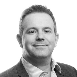 Adrian Coupland, Customer and Marketing Director, SSP