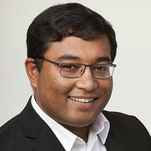 Ankur Jaiswal, co-founder and Director Client Engagement, Ogon Consulting