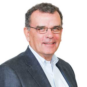 Paul T. Sheils, CEO, P&R Dental Strategies