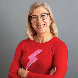 Rebecca Bole, Head of Industry Engagement, CyberCube