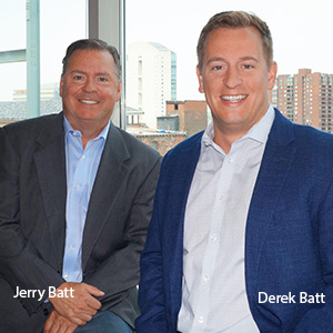 Jerry Batt, CEO & Derek Batt, Vice President, QuickInsured