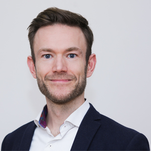 Esben Toftdahl Nielsen, Co-Founder & Chief Commercial Officer, Penni.io