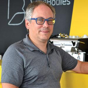 Lorenz Gräff, CEO, bsurance