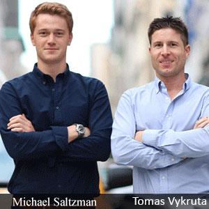 Tomas Vykruta, Co-Founder & CEO and Michael Saltzman, Co-Founder & COO, EvolutionIQ