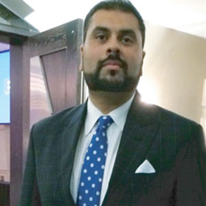 Iqbal Khan, Managing Director, FAHM Technology Partners