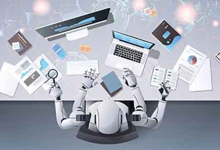 How the Mix of RPA and AI can Fix Insurance Entanglements