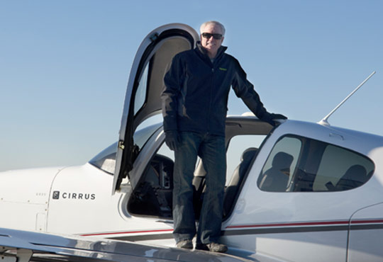 Making the Skies Safer and the Population Healthier