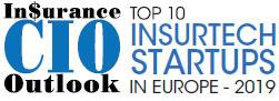 Top 10 Insurtech Startups Companies in Europe - 2019