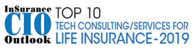 Top 10 Tech Consulting/Services for Life Insurance - 2019