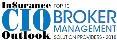 Top 10 Broker Management Tech Solution Companies - 2018