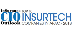 Top 10 Insurtech Companies in APAC - 2018