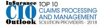 Top 10 Claims Processing and Management Solutions Companies - 2018