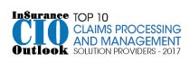 Top 10 Claims Processing and Management Solution Companies - 2017
