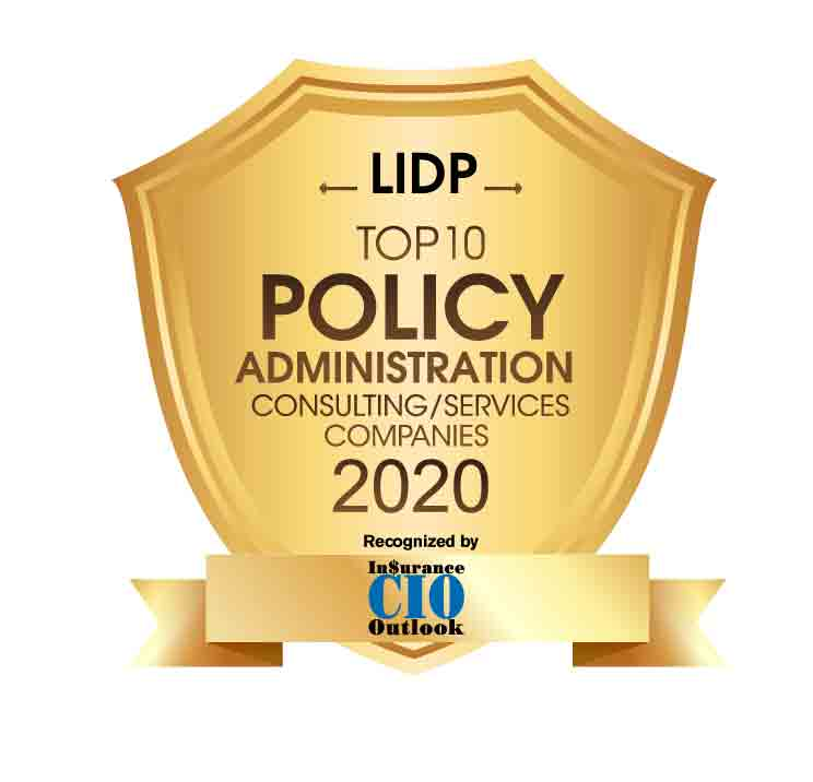 Top 10 Policy Administration Consulting/Service Companies - 2020