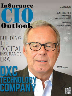 Dxc Technology Company: Building The Digital Insurance Era