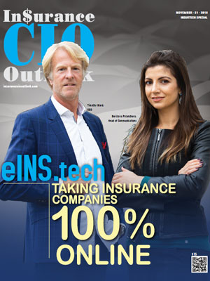 eINS.tech: Taking Insurance Companies 100% Online