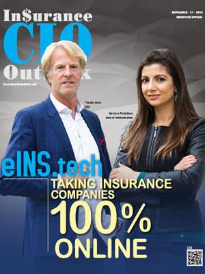 eINS.tech: Taking Insurance Companies 100% Online