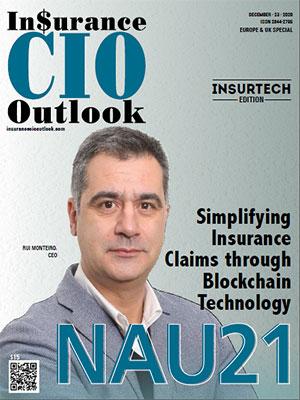 NAU21: Simplifying Insurance Claims through Blockchain Technology