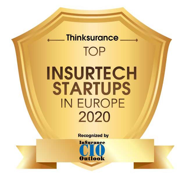 Top 10 Insurtech Startups in Europe - 2020