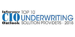 Top 10 Underwriting Tech Companies - 2018