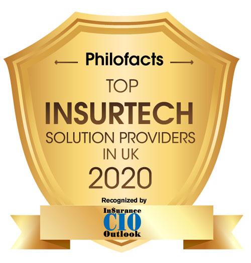 Top 5 Insurtech Solution Companies in UK - 2020