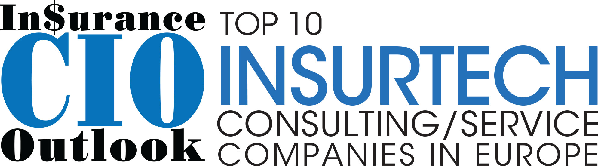 Top 10 Insurtech Consulting/Service Companies in Europe - 2019