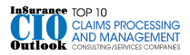 Top 10 Claims Processing and Management Consulting/Services Companies – 2019