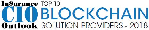 Top 10 Blockchain Solution Companies - 2018