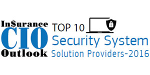 Top 10 Security System Solution Companies - 2016
